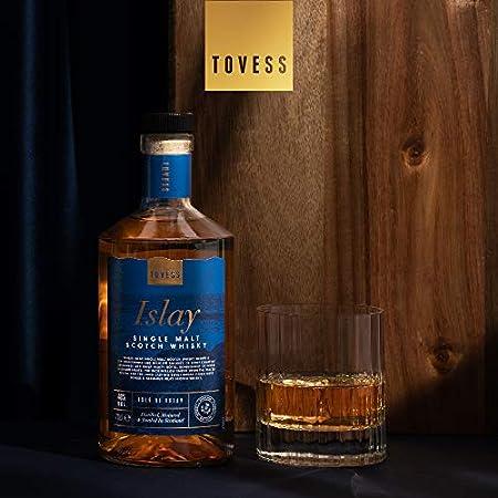 Tovess Islay Single Malt Scotch Whisky - 700 ml