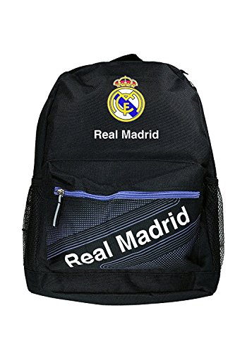 Real Madrid C.F. Authentic Official Licensed Product Soccer Backpack - 01 a94d249729b38