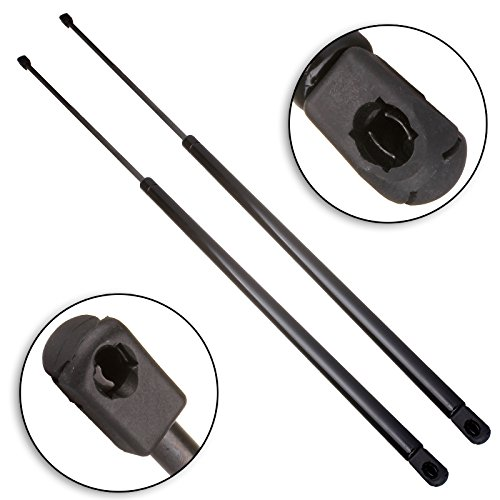 SCITOO Front Hood Lift Supports Struts Gas Springs Shocks fit 1998-2000 Cadillac Seville,1995-1999 Buick Riviera,1995-1999 Oldsmobile ()
