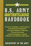U. S. Army Counterintelligence Handbook, Army, 1620874784