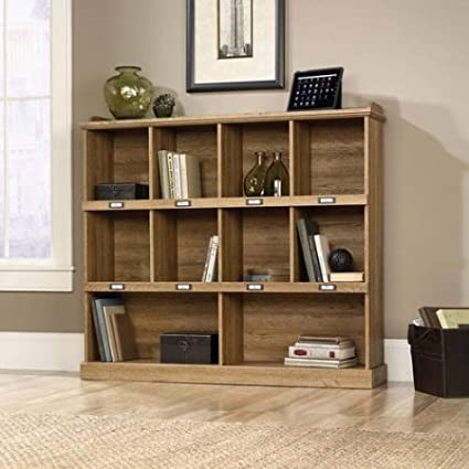 Amazon Bookcase In Multiple Colors Cubbyhole Books Storage Impressive Bookshelves Living Room Set
