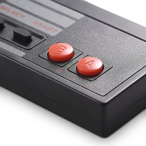 2 Pack Classic USB Controller for NES Gaming, miadore PC USB NES Controller Retro Game Pad Joystick Raspberry Pi Controller for Windows PC Mac Linux RetroPie NES Emulators 51R9Mb8qtFL
