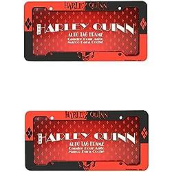 51R9MfpFy8L._AC_UL250_SR250,250_ Harley Quinn License Plate Frames