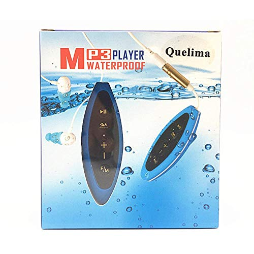 Hainter mp3 Player Sports MP3 Player Lossless Sound Quality IPX8 Waterproof Walkman Mini MP3 Player by Hainter (Image #3)