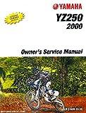 LIT-11626-13-33 2000 Yamaha YZ250 Motorcycle Service Manual