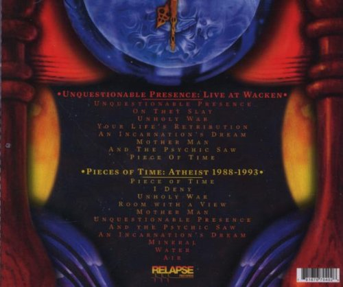 Unquestionable Presence: Live at Wacken