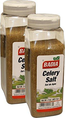 Badia Celery Salt 2 lbs Pack of 2