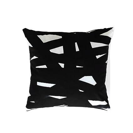 bellelove rayas funda de almohada decorativo funda de ...