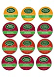 Green Mountain Seasonal Sampler, 12 Single Serve Cups