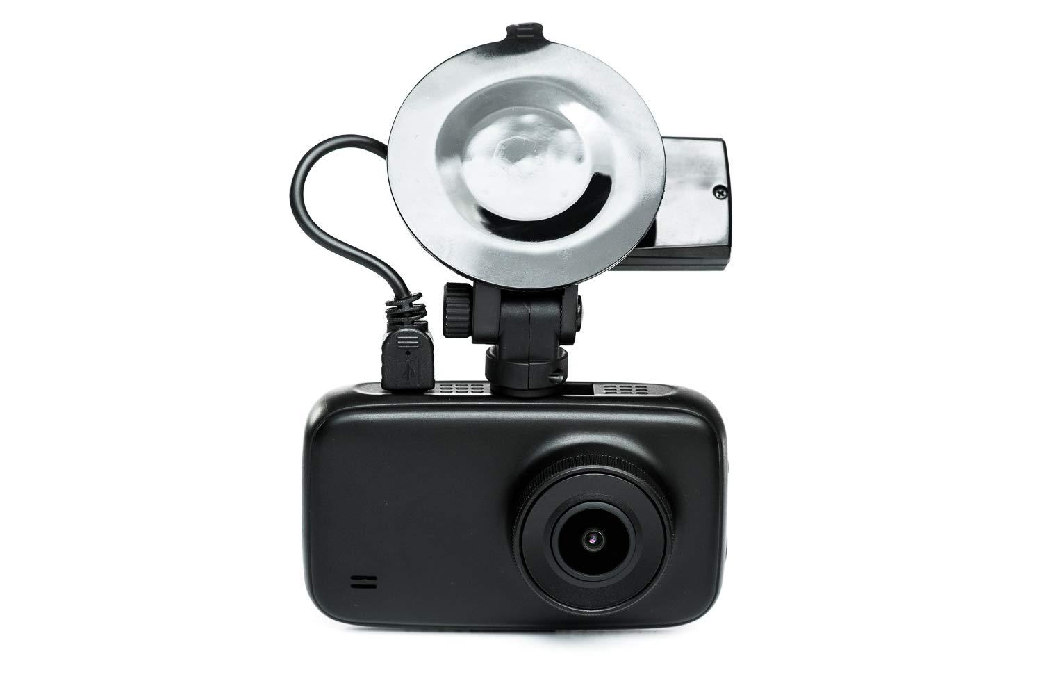 "RSC Ichigo 1080P Sony Starvis Ultra Night Vision Build-in GPS 2.7"" LCD f1.4 Lens ADAS Dashcam"