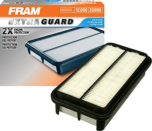 FRAM CA7167 Extra Guard Round Plastisol Air Filter