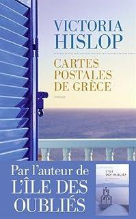 Cartes postales de Grèce, Hislop, Victoria