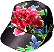 Chinese Style Hip Hop Hats Embroidered Hat Sport Cap Sun Hats