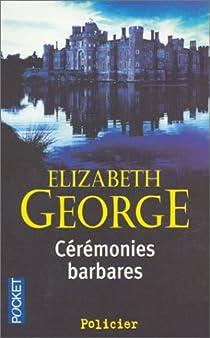 Cérémonies barbares par George