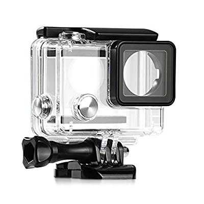 prost ® 40M Underwater Waterproof Dive Protective Housing Case Cover for GoPro Hero 4 3+ Camera from Prost