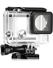 ShipeeKin Nieuwe Vervanging Onderwater Waterdichte Beschermende Duikbehuizing Case Voor GoPro Hero 3+ 4 Camera (Opmerking: Gopro 3 is niet geschikt!)