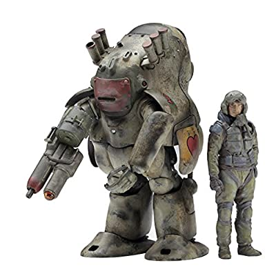 1/20 Maschinen Krieger series MK07 robot Battle V 44-inch surface of the moon for a heavily armored combat uniform MK44 Anmonaitsu (smart gun equipped): Toys & Games