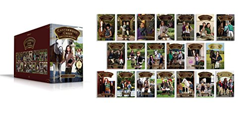 Canterwood Crest Born to Ride Collection: Take the Reins; Chasing Blue; Behind the Bit; Triple Fault; Best Enemies; Little White Lies; Rival Revenge; ... Chosen; Initiation; Popular; Comeback; etc. by Jessica Burkhart (Image #1)