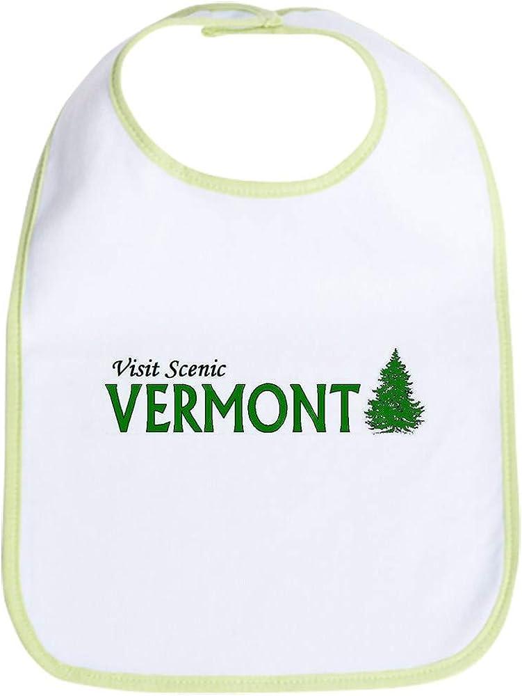 CafePress Bib Cute Cloth Baby Bib, Toddler Bib