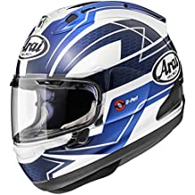 Arai Corsair-X Curve Blue Motorcycle Helmet MD