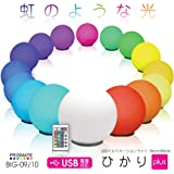 LEDイルミネーションライト ひかり Plus 20cm BIG-10