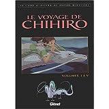 VOYAGE CHIHIRO COFFRET T01 À T05