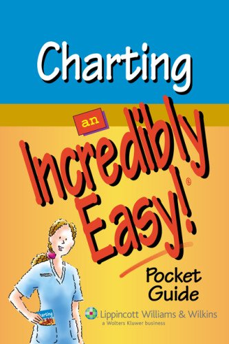 Charting: An Incredibly Easy! Pocket Guide (Incredibly Easy! Series)