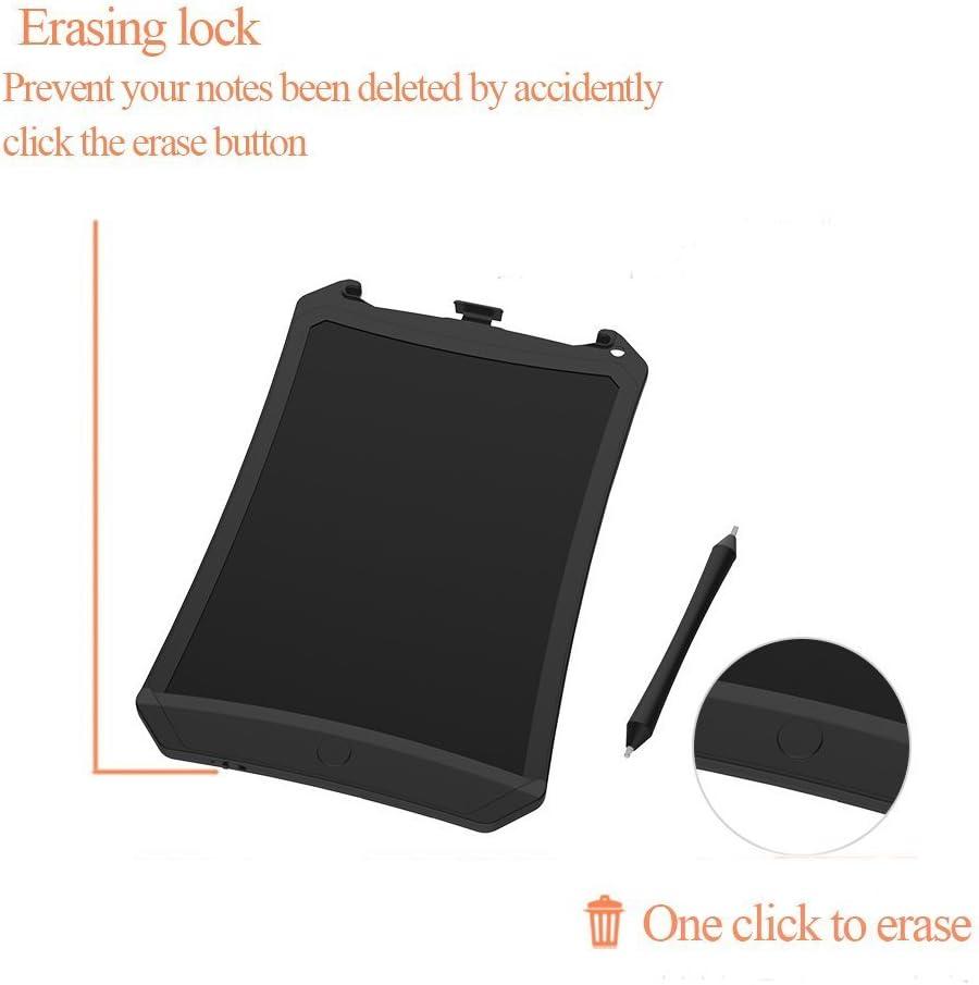 Tableta de escritura LCD de 8.5 pulgadas – ECE – Robot Pad niños tablero de dibujo Doodle Pads electrónica de dibujo gráfico tableta (azul), color rosa: Amazon.es: Oficina y papelería