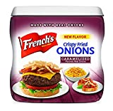 French's Carmelized Crispy Fried Onions 6 oz ( 2 Pack)