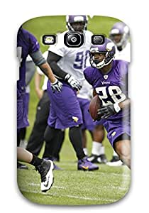 Premium Galaxy S3 Case - Protective Skin - High Quality For Adrian Peterson Football