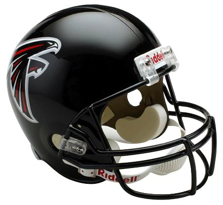 Deluxe Replica Football Helmet (Deluxe Womens Helmet)