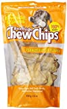 The Rawhide Express Beefhide Chew Chips Peanut Butter Flavored (Great Reward or Treat) 2 LB For Sale