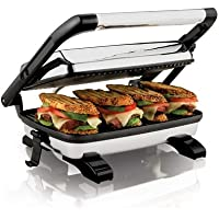 Hamilton Beach Gourmet Panini Press