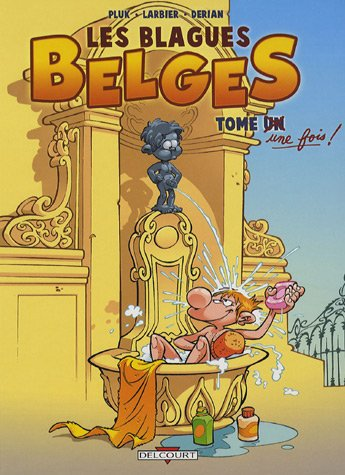 Download Les Blagues Belges, Tome 1 (French Edition) pdf epub