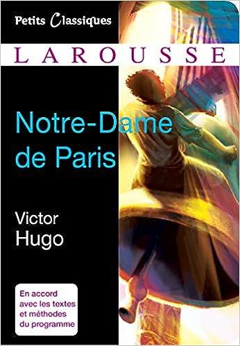 Notre Dame De Paris Petits Classiques Larousse Amazones