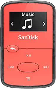 "SanDisk Clip Sport 0.96"" TFD-LCD 8GB Red"