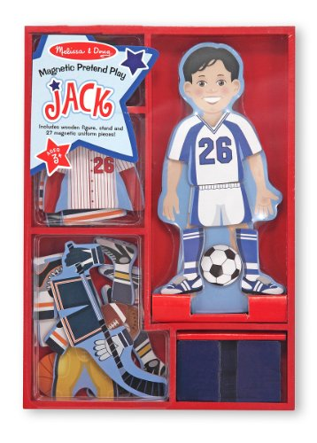 Melissa & Doug Magnetic Pretend Play – Jack