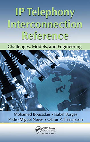 IP Telephony Interconnection Reference: Challenges, Models, and - Server Telephony