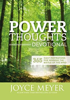 Power Thoughts Devotional 1455517445 Book Cover