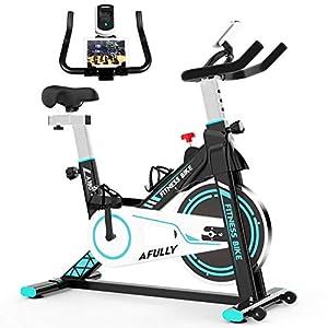Afully Indoor Exercise Bikes Stationary,...