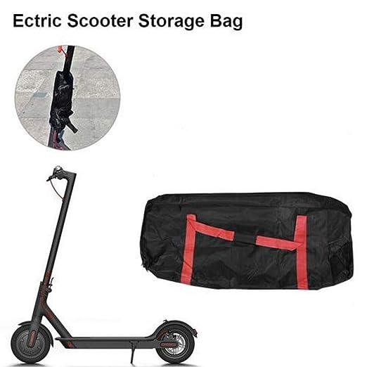 Zay Bolsa de almacenamiento portátil para scooter, mochila ...