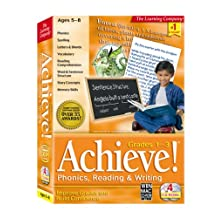 HB Achieve! Phonics, Reading, and Writing Grades 1st-3rd (PC and Mac)
