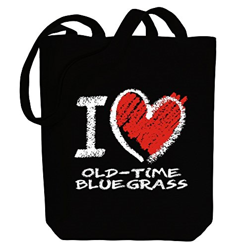 Time love Bag I Old Canvas Music Idakoos Bluegrass chalk Tote style qB6pwx4