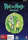 Rick and Morty - Season 1 & 2 (Blu-ray)