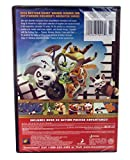 Kung Fu Panda Legends of Awesomeness 21-adventure Collection Over 7 Hours of Adventures! Includes Good Croc, Bad Croc * the Midnight Stranger * the Scorpion Sting
