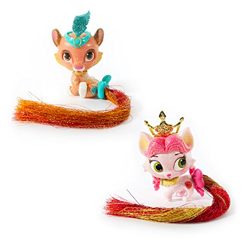 - Disney Princess Disney Princess Palace Pets - Glitzy Glitter Friends - Sultan & Rouge Combo Pack