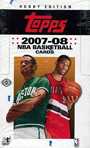 2007-08 Topps Basketball Hobby Box