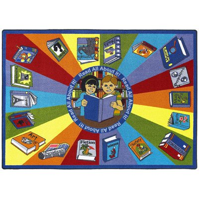 Educational-Read-All-About-It-Kids-Rectangle-Rug