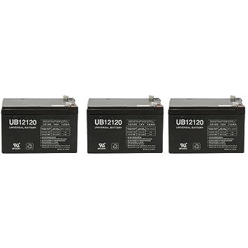 amazon com 12v 12ah f2 razor battery fits mx500 mx650 12v 12ah f2 razor battery fits mx500 mx650 w15128190003 better than oem 3