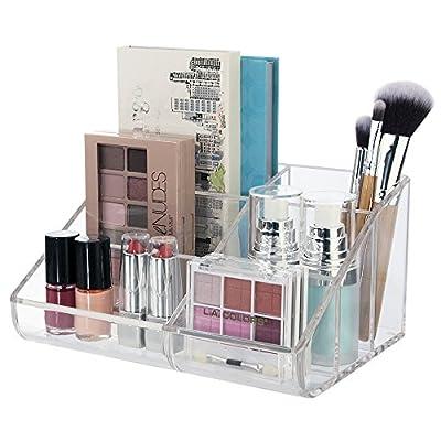 Premium Quality Plastic Cosmetic Storage and Makeup Palette Organizer